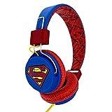 OTL Superman Teen Headphones Vintage Logo Cuffie Casse