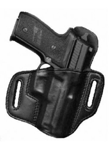 Don Hume Double 9 OT H721OT Holster Right Hand Black 5' 1911 Government Leather J335806R