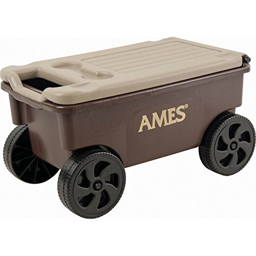 """Ames"" 1123047100 2 Cubic Foot Lawn Buddy"