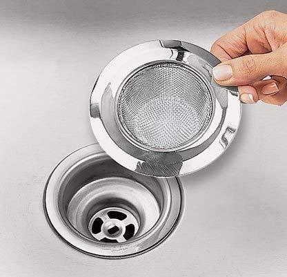 SOSUO 4.5 inch Stainless Steel Kitchen Sink Strainer