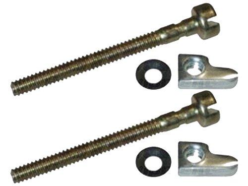 Poulan 530069611 Pack of 2 Bar Adjustment Kits