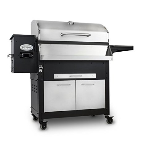 Louisiana-Grills-60800-Stainless-Steel-Wood-Pellet-Grill-800-sq-in