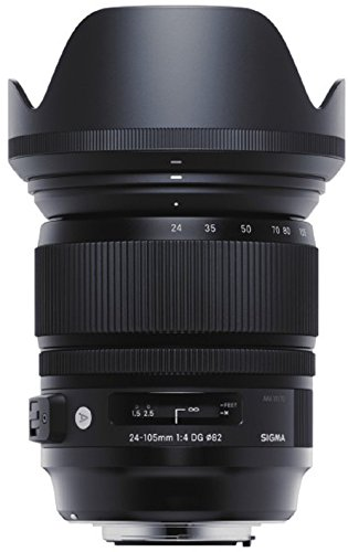 Sigma 635306 24-105mm F4.0 DG OS HSM