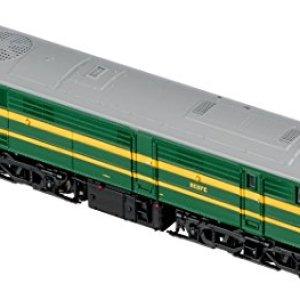 ARNOLD HN2409S Diesellokomotive Reihe 316 der RENFE, Epoche III (Digital mit Sound) Model Railway, Green 41n4giNtATL