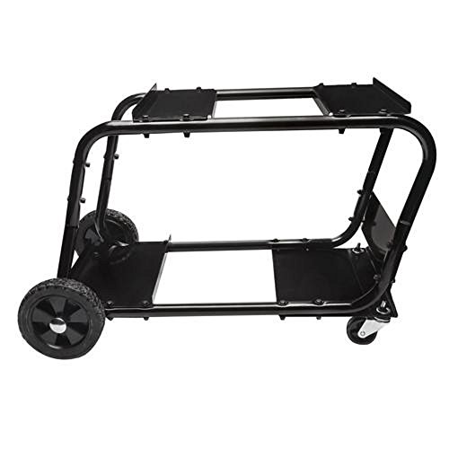 Campbell Hausfeld Universal Portable Heavy Duty Steel Wire Feed Mig Welding Cart - 31.0 H x 20.0 W x 5.5 D