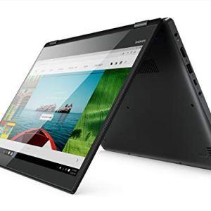Lenovo Yoga 520 Intel Core I5 8th Gen 14-inch FHD 2-in-1 Touchscreen Laptop ( 8GB RAM / 1TB HDD / N16S-GTR GDDR5 2G / Windows 10 Home / Office Home and Student 2019/ Onyx Black / 1.7Kg ), 81C800QLIN