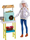 Barbie Beekeeper Playset, Blonde