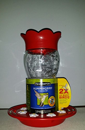 Pennington 28 Oz Hummingbird Feeder