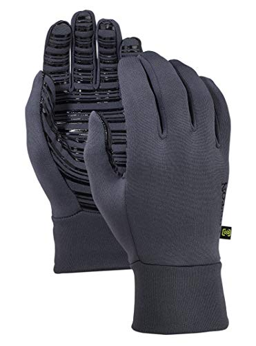 Burton Men's Powerstretch Glove Liner, Faded, Large/X-Large