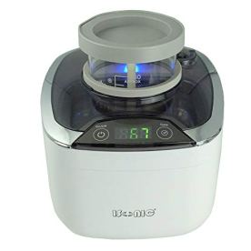 iSonic-DS400B-Miniaturized-Commercial-Ultrasonic-Cleaner-with-Integrated-500-Ml-Glass-Beaker-Holder-Set-for-Jewelry-Cosmetic-Tools-Eyeglasses-110V-55W-DS400B-BK06