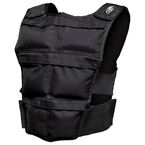 Brute Force Weighted Vest: Murph Tested, WOD Approved + The Best Adjustable Weighted Vest for Running & Mobility on The Market for Men + Women - Made in The USA