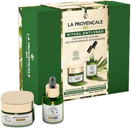 la Provençale Bio Pack Anti Edad Crema de