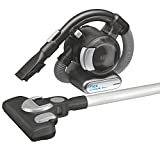 BLACK+DECKER BDH2020FLFH MAX Lithium Flex Vacuum with Stick Vacuum Floor Head and Pet Hair Brush, 20-volt - Cordless