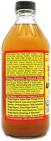 Bragg Organic Apple Cider Vinegar, 16 oz 11