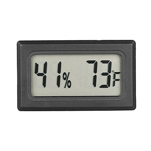 Qooltek Mini Hygrometer Thermometer