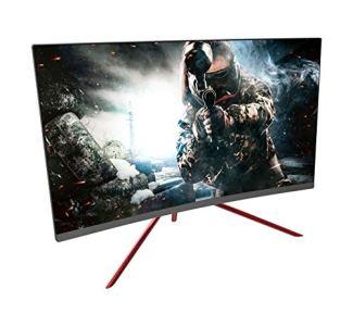 VIOTEK GN27C2 27-inch 144Hz Curved Gaming Monitor - 1080p Samsung VA Panels, GamePlus FreeSync FPS/RTS - HDMI DP 1.2 - Xbox One/PS4 Ready