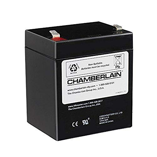Chamberlain / LiftMaster / Craftsman 4228 Replacement Battery for Battery Backup Equipped Garage Door Openers