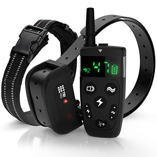 All-New 2019 Dog Training Collar with Remote | Long Range 1600', Shock,...