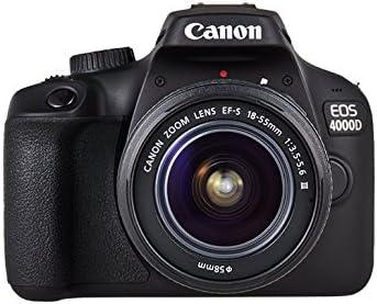 Canon EOS 4000D Reflex Numérique + EF-S 18-55 mm F/3.5-5.6 III