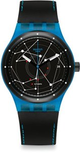 Swatch SUTS401 Sistem51 - Sistem Blue/Black Watch