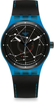 Swatch SUTS401 Sistem51 - Sistem Blue/Black Watch