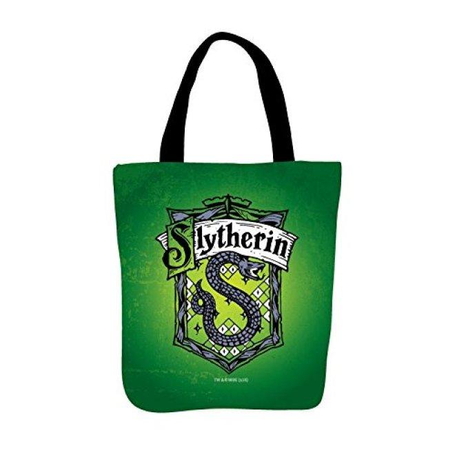Harry Potter: Slytherin Sigil Tote Bag