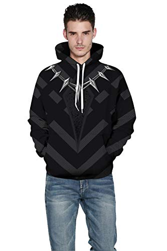 TAKUSHI HF Unisex Fashion Galaxy 3D Digital Printed Pullover Hoodies Hooded Sweatshirts for Sport and Party 16 Fashion Online Shop gifts for her gifts for him womens full figure