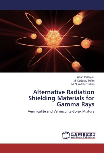 Alternative Radiation Shielding Materials for Gamma Rays: Vermiculite and Vermiculite-Borax Mixture