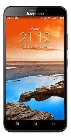 Lenovo A916 8GB Black, Dual Sim, 5.5 inch, Unlocked International Model, No Warranty