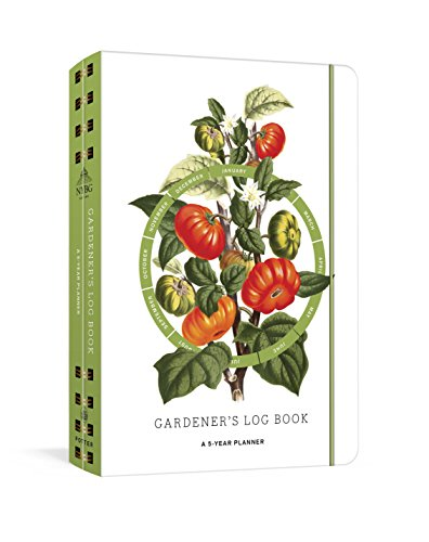 Gardeners-Log-Book-A-5-Year-Planner
