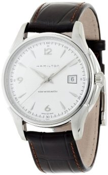 Hamilton Men's Jazzmaster Viewmatic H32515555 Watch