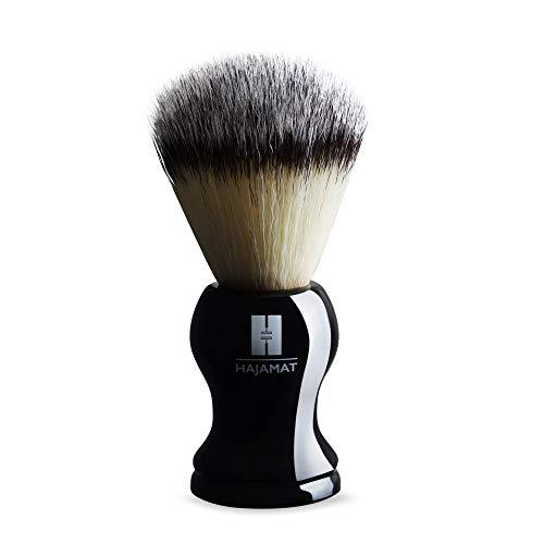HAJAMAT Men's Shaving Brush (Black) 15