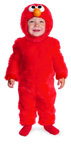 Disguise Costumes Sesame Street Light Up Elmo Infant