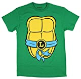 Teenage Mutant Ninja Turtles TMNT Mens Costume T-Shirt (Small, Leonardo)