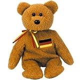 Ty Beanie Babies - Germania the Bear by Beanie Babies