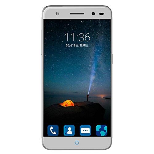 "ZTE Blade A2 5.0 "" 2.5D 4G+ Metal Fingerprint CellPhone Smartphone (Dual SIM ,VoLTE,OTG,Octa Core 13 MP, 2GB + 16 GB ,2500mAh)"