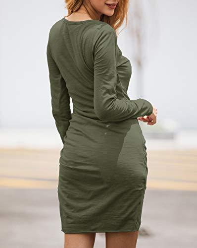 Basic Fitted Short Dress