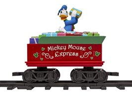 Lionel-Disney-Mickey-Mouse-Express-Battery-powered-Model-Train-Set-Ready-to-Play-w-Remote
