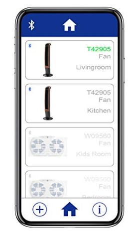 Lasko-Wind-Curve-Electric-Oscillating-Tower-Fan-with-Bluetooth-Technology-for-Indoor-Bedroom-and-Home-Office-Use-42-Blackwood-T42905