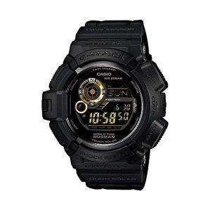 Casio G Shock G9300GB-1 Tough Solar Mudman Men's Digital Watch (Black)