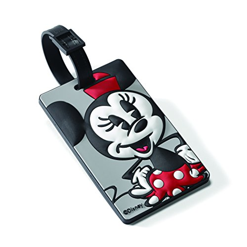 American Tourister Minnie Mouse Travel Accessory Luggage ID Tag
