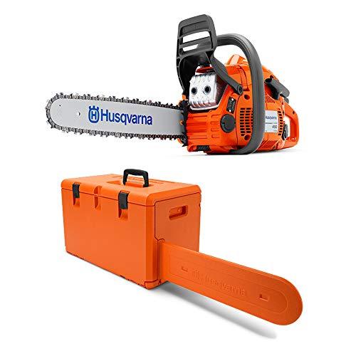 Husqvarna-450-II-E-Series-502cc-18-Inch-Gas-Powered-Chainsaw-with-Powerbox-Case