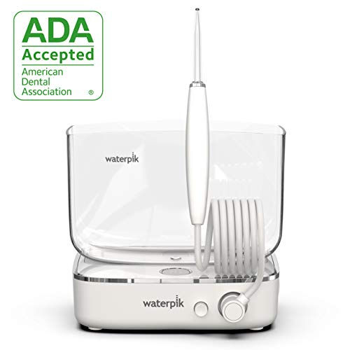 Waterpik Sidekick Water Flosser, White/chrome