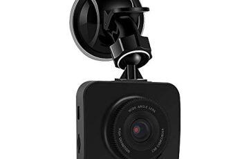 Procus Iris Car Dash Camera, FHD 1080P, 2″ LCD Screen Video Recorder, 120° Wide Angle Lens, G-Sensor, Motion Detector, Loop Recorder, Expandable Upto 32GB