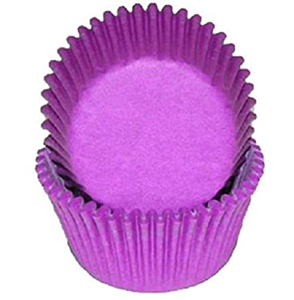 Purple Cupcake Liners