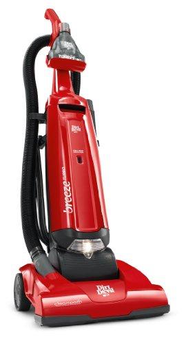 Dirt Devil Breeze Bagged Upright Vacuum, UD30005B - Corded