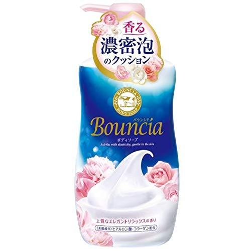 Bouncia Body Soap Pump Elegant Relax 550ml