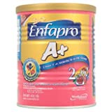 Enfamil,Enfapro A + Healty Guard Stage 2Milk Powder 14.11Oz/400g,For 6months- 3 Years,DHA,ARA,GOS and Inulin