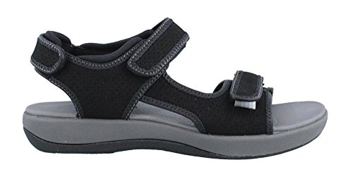 CLARKS Women's Brizo Sammie Flat Sandal
