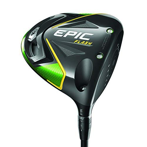 Callaway Epic Flash Driver 10.5° Project X Even Flow Green 55 Graphite Regular Left Handed 45.5in